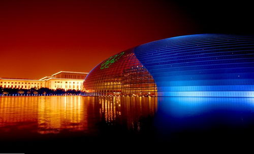 零距离中国梦剧场——国家大剧院