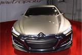 新一代国产奔驰E级北京车展亮相 下半年上市