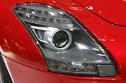 奔驰SLS AMG大灯
