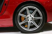 奔驰SLS AMG轮胎