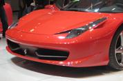 法拉利458 Italia实拍图