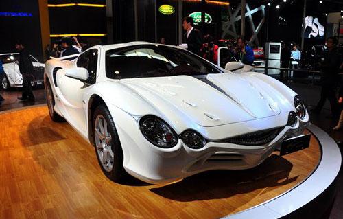 光冈北京车展推出三款新车 售价66.8-189万