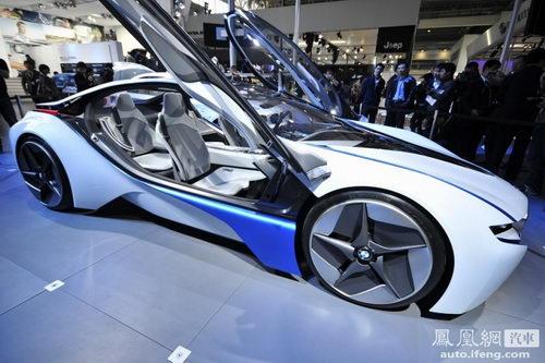 北京车展十一款最具视觉冲击力车型赏析