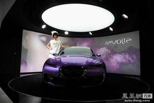 北京车展十一款最具视觉冲击力车型赏析\(3\)