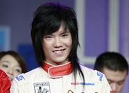 中国最有前途的年青赛车手马青骅