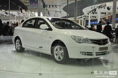 北京车展发布各级别竞争新车 不是冤家不聚头 9高清图片