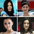 实拍北京车展超级明星脸车模