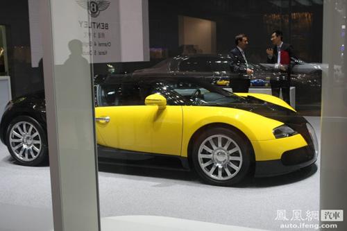神秘富豪低调出手 北京车展多款豪车被抢购
