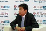 上海汽车乘用车公关部副总监汤跃进