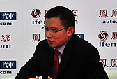 长安马自达汽车执行副总经理安显林