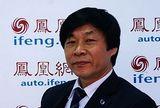 吉奥汽车集团副总裁李凤煜
