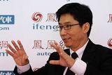 上海通用汽车凯迪拉克市场营销部部长陈威旭