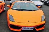 兰博基尼盖拉多LP560-4橙色2