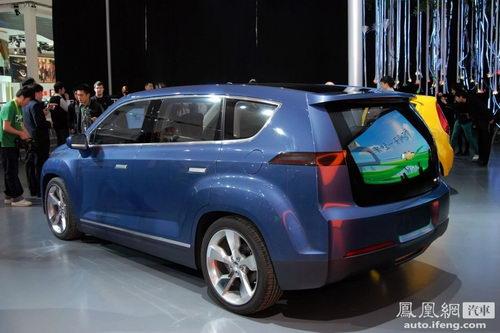 北京车展重量级新能源车型盘点 离我们很近