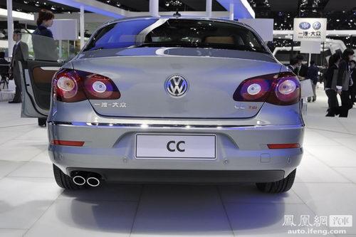 国产大众CC领衔 北京车展6款重量级中级车型盘点