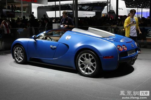 视觉上的享受与忍受 北京车展最艳丽车型TOP10