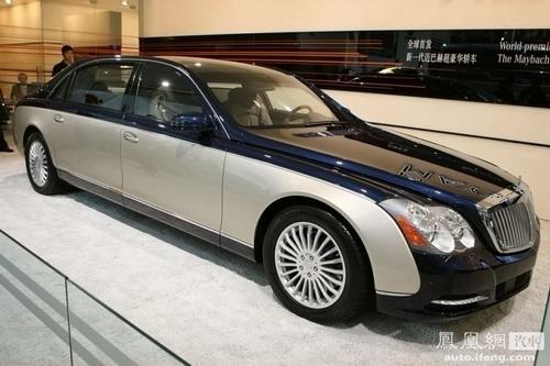 视觉上的享受与忍受 北京车展最艳丽车型TOP10\(2\)