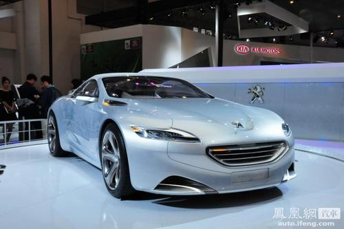 视觉上的享受与忍受 北京车展最艳丽车型TOP10\(7\)