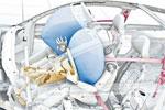 汽车安全气囊系统组成及工作原理详解