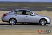 英菲尼迪G35 Sedan外观