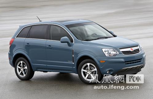 别克借欧宝平台推中型SUV 三年内国产售价约20万高清图片