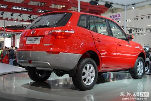 车展上市8-10万新车回顾 清一色的自主品牌