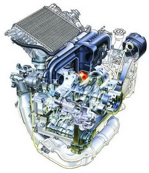 柴油发动机结构及工作原理
