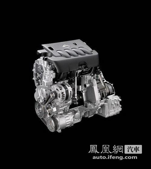 发动机冷却系统工作原理详解高清图片