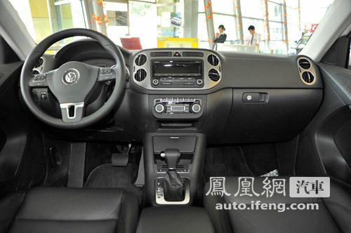 对比途观/奇骏/CR-V/科雷傲 紧凑级SUV如何选