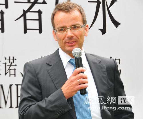 福建戴姆勒CEO莱瑞宁:在中国我们没有对手