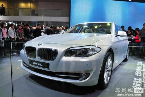 国产宝马新5系加长即将投产 预计8月正式上市