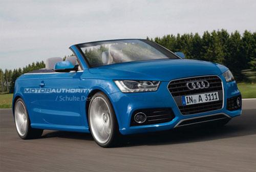 奥迪A3欲推三厢轿车版 预计2013年投放市场