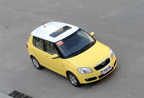 4款适合女生的小型车推荐(3)