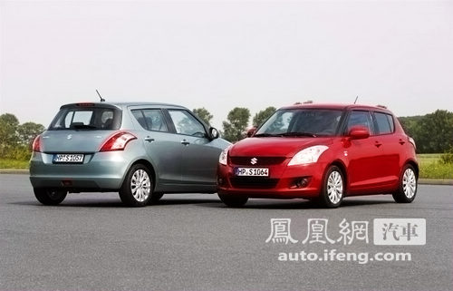 铃木发布新雨燕首张内饰官图 新车明年或将国产