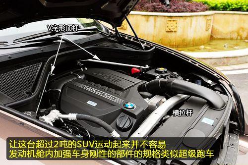 堪与跑车比动力 凤凰网汽车试驾新宝马X5\(4\)