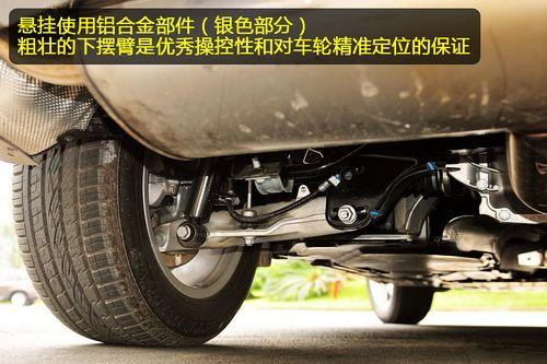 堪与跑车比动力 凤凰网汽车试驾新宝马X5\(9\)