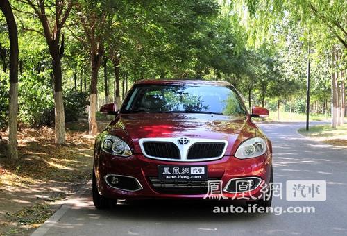 中华新骏捷上市 七款车型售价为8.88-15.88万