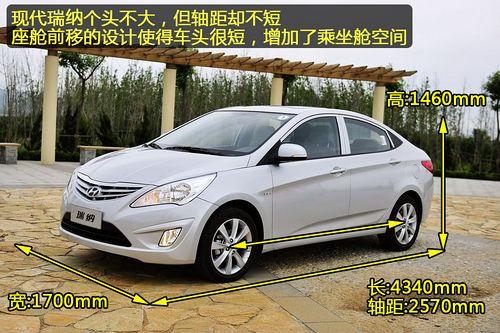 凤凰网汽车试驾北京现代瑞纳 小轿跑大空间