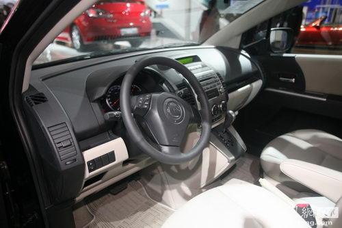 新款马自达5海外已上市 年底将进入国内销售