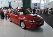 2010款翼豹WRX STi
