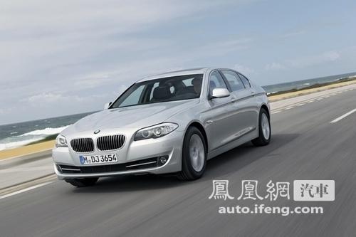 BMW5系轿车 经六代之磨砺而终成完美