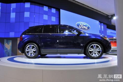 福特SUV锐界12月15日上市 先期推两款3.5L车型