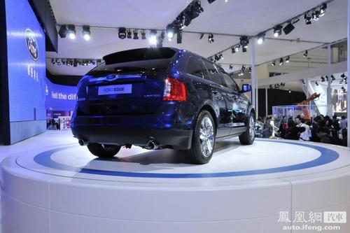 福特锐界将于年内进口国内 首推3.5L排量车型