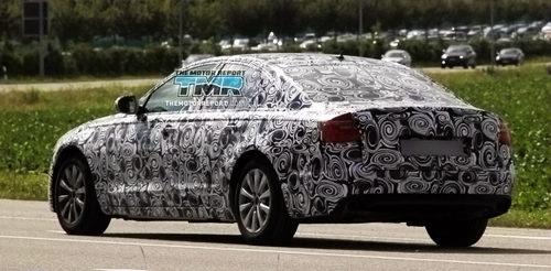 新一代奥迪A6旅行版效果图曝光 2013年推出市场