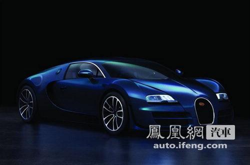 布加迪发布威航16.4 Super Sport 最快量产车(2)