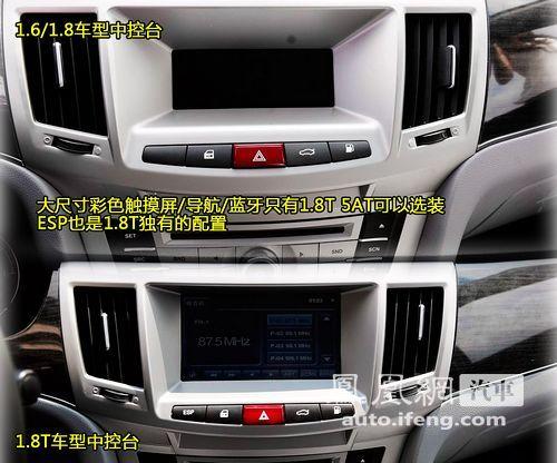 凤凰网汽车试驾中华新骏捷 内外兼修的升级(7)