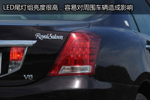 凤凰网汽车试驾新皇冠 舒适与操控的矛盾体(3)