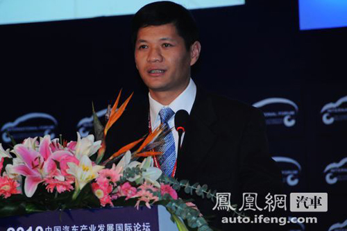 袁智军:二三线城市更需要低成本/多元化车型