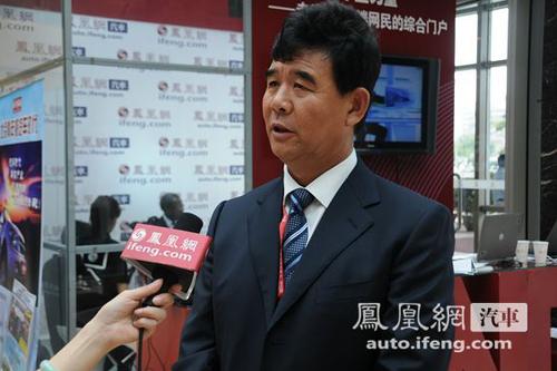 中汽研赵航:搞新能源车不是一蹴而就的过程