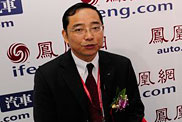 博格华纳中国区总裁谈跃生